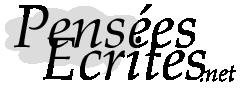 Pensées Ecrites